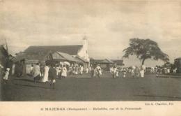MAJUNGA MAHABIBO RUE DE LA PROMENADE - Madagaskar