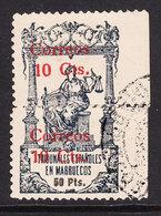 Marruecos Sueltos 1920 Edifil 71 O - Maroc Espagnol