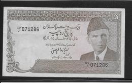 Pakistan - 5 Rupees - Pick N°38 - TTB - Pakistan