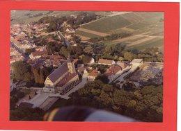 51 ABBAYE D'HAUTVILLERS  Vue Aérienne    Photo E.C.P. ARMEES - Lugares