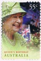 Australia SG3373 2010 Queen's Birthday 55c Good/fine Used [15/14754/6D] - 2010-... Elizabeth II