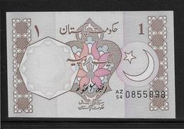 Pakistan - 1 Rupee - Pick N°27 - NEUF - Pakistan