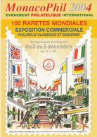 MonacoPhil - EXPOSITION COMMERCIALE - Non Classés