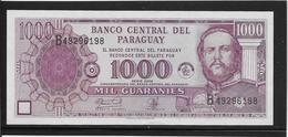 Paraguay - 1000 Guaranies - Pick N°207 - NEUF - Paraguay