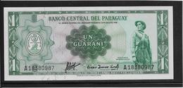 Paraguay - 1 Guaranie - Pick N°193 - NEUF - Paraguay