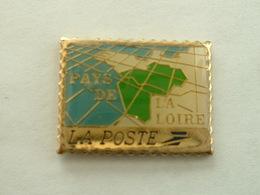 PIN'S LA POSTE - PAYS DE LA LOIRE - Mail Services