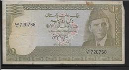 Pakistan- 10 Rupees - B/TB - Pakistan