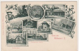 27064 Mulhouse Gruss Aus  - Mulhausen -Diedisheim - Mulhouse