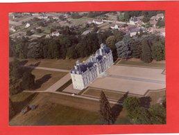 41 CHATEAU DE CHEVERNY Vue Aérienne  Photo E.C.P. ARMEES - Lugares