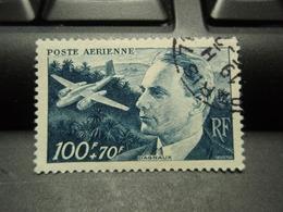 Timbre Poste Aérienne 100F + 70 F  Dagnaux - 1927-1959 Oblitérés