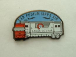 PIN'S CAR PODIUM SIRPA AIR - Army