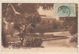 9AL1447 CONAKRY CHATEAU D'EAU 2 SCANS - Guinée Française