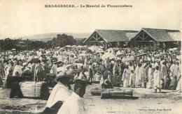 MADAGASCAR LE MARCHE DE FIANARANTSOA - Madagaskar