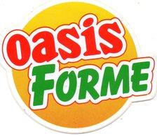 Autocollant OASIS FORME - Autocollants