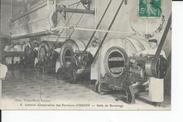 ISIGNY   Laiterie Cooperative Des Fermiers  Salle De Barattage 1910 - France