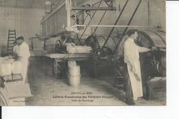 ISIGNY   Laiterie Cooperative Des Fermiers  Salle De Barattage - France