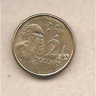 Australia - Moneta Circolata Da 2 Dollari - 2018 - Moneta Decimale (1966-...)