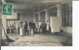 ISIGNY   Laiterie Cooperative Des Fermiers  Salle De Reception Du Lait - France