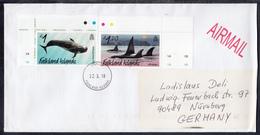 FALKLAND ISLANDS  COVER - Falkland