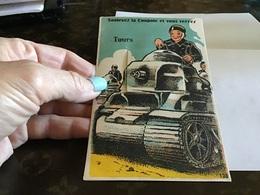 Armée Char Dassault Militaire Soulever La Coupole Et Vous Verrez Tours  Carte à Système Avec Images De Tours - Humour