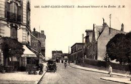 [92] Hauts De Seine > Saint Cloud  COTEAUX / ECOLE - Saint Cloud