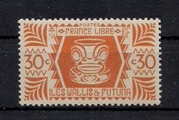 N° YT 136 - Neuf Avec Charnière - Série De Londres - Wallis E Futuna