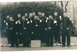 CPA Photo Militaire Soldat 22 ème Régiment Classe 1903 - Guerre, Militaire