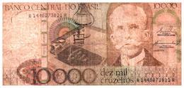 Billets > Brésil > 10 000  Cruzeiros - Brasilien
