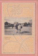 OLD  POSTCARD RUSSIA - JUGENDSTIL - ART NOUVEAU - WLADIWOSTOK - Russie