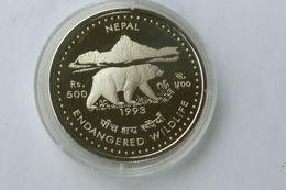 NEPAL 500 RUPIAS 1993 - Népal