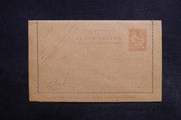 FRANCE - Carte Lettre Type Mouchon + Réponse Non Utilisé  - L 32242 - Postal Stamped Stationery