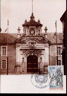 Carte Maximum Card Prytanée Militaire De La Flèche Sarthe 72 - Militaria