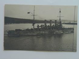 K.U.K. Kriegsmarine Marine Pola Foto Photo SMS 48 1916 Ship Kaiser Karl - Warships