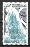 "TAAF. N°137 De 1988. ""La Fortune"". - Navires & Brise-glace"