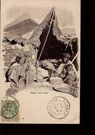 Carte Postale Postcard Biskra Une Tante Oblit Constantine - Algeria