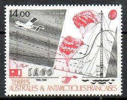 TAAF. PA 95 De 1986. Recherche Scientifique Aux TAAF. - Forschungsprogramme