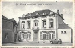 Chièvres NA22: Maison De Repos. Propriété Des Soeurs Noires - Chièvres