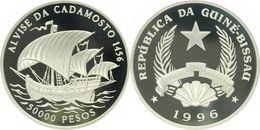 GUINEA BISSAU 50000 PESOS 1996 - Guinea Bissau