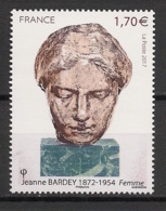 France - 2017 - N°Yv. 5154 - Sculpture / Bardey - Neuf Luxe ** / MNH / Postfrisch - Nuevos