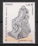 France - 2017 - N°Yv. 5168 - Sculpture / Rodin - Neuf Luxe ** / MNH / Postfrisch - Nuevos