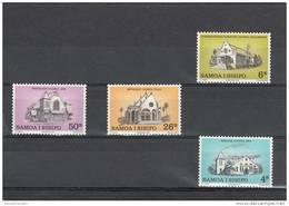 Samoa Nº 456 Al 459 - Samoa (Staat)