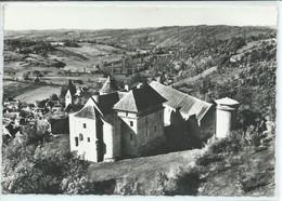 Vaillac-En Avion Au-Dessus De ...Le Château (CPSM) - France