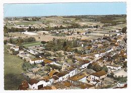 33 Gironde Vers La Réole N°405 59 Vue Générale Aérienne En 1958 PUB LILET - La Réole