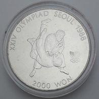 COREA DEL SUR 2000 WON 1987 - Coreal Del Sur