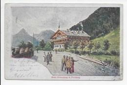 Hotel Schneeberg In Puchberg - Dos Simple 1901 - Autriche