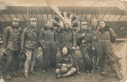CPA - Thèmes - Aviation -1914-1918: 1ère Guerre - Aviateurs - 1914-1918: 1st War