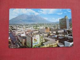 Panoramic View Monterrey Mexico    Ref 3416 - Mexique