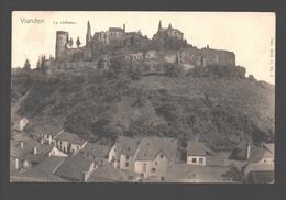 Vianden - Le Château - Dos Simple - 1906 - Vianden