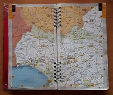 ANDALUCÍA. GUÍA TURISTICA DE VIAJE EDICIÓN 2007-2008. USADO - USED. - Folletos Turísticos