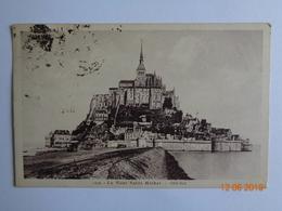 Le Mont Saint Michel - Côté Sud - Le Mont Saint Michel